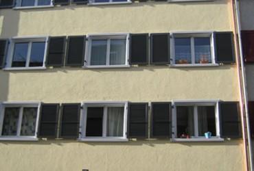 Fassaden-Renovation